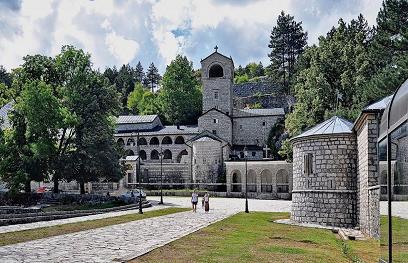 туристический маршрут по Черногории на машине - Цетинский монастырь