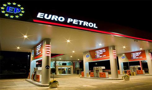 автозаправки в Черногории - Euro Petrol