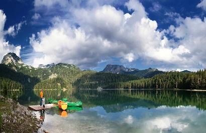 что посмотреть в Черногории - Жабляк, Черное озеро