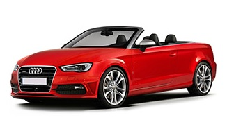 beautiful Audi A3 cabriolet